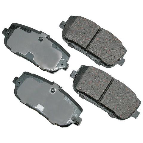 ProACT ACT1180 Disc Brake Pad Set