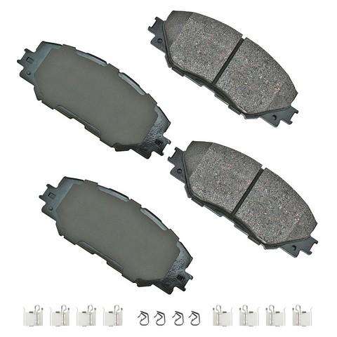 ProACT ACT1210A Disc Brake Pad Set