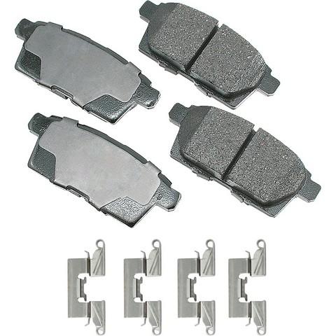 ProACT ACT1259 Disc Brake Pad Set
