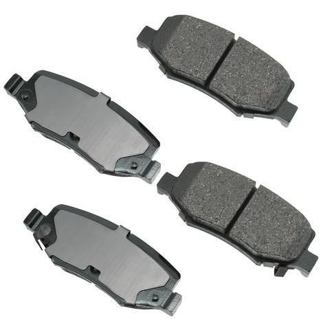ProACT ACT1274 Disc Brake Pad Set