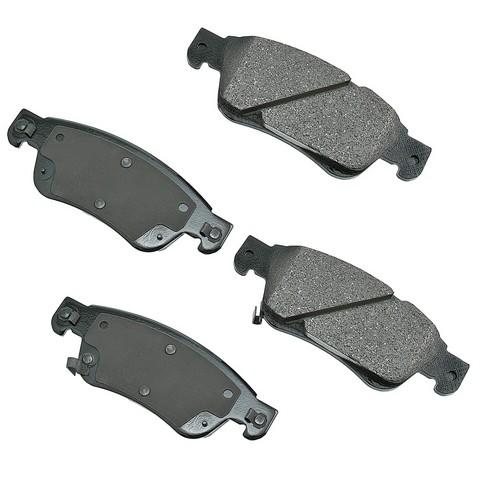 ProACT ACT1287 Disc Brake Pad Set