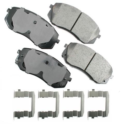 ProACT ACT1295A Disc Brake Pad Set