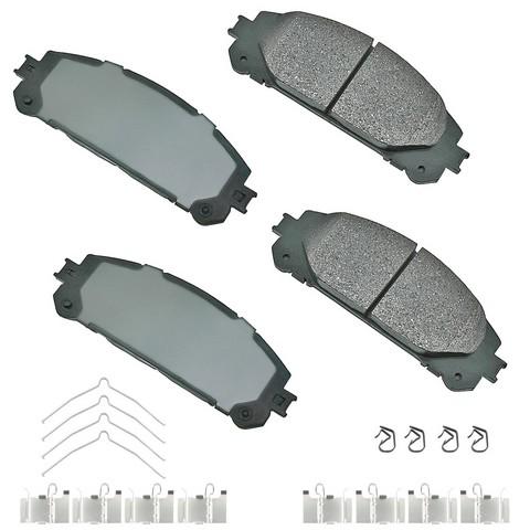 ProACT ACT1324A Disc Brake Pad Set