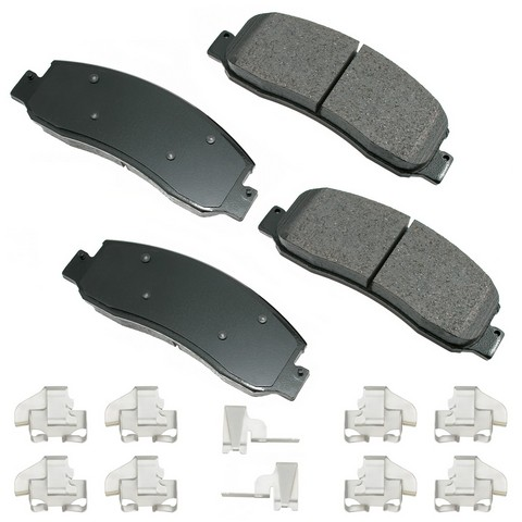 ProACT ACT1333C Disc Brake Pad Set