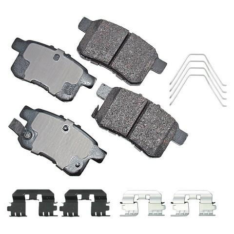 ProACT ACT1336A Disc Brake Pad Set