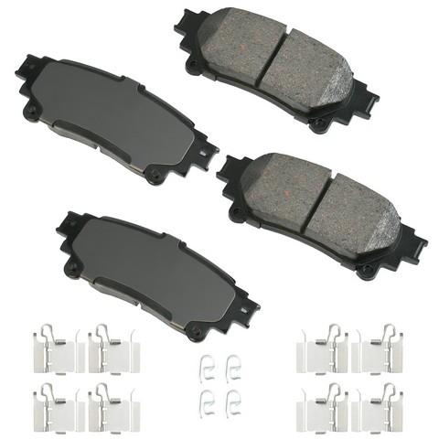 ProACT ACT1391A Disc Brake Pad Set