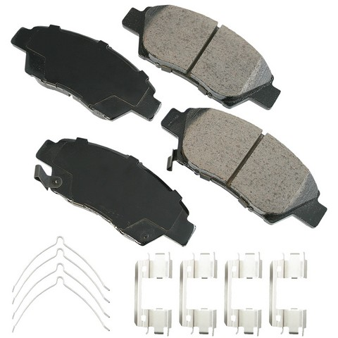 ProACT ACT1394A Disc Brake Pad Set