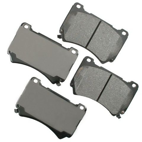 ProACT ACT1396 Disc Brake Pad Set