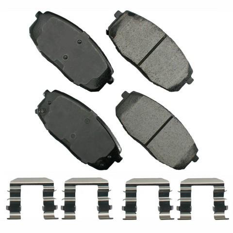 ProACT ACT1397A Disc Brake Pad Set