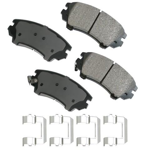 ProACT ACT1404 Disc Brake Pad Set