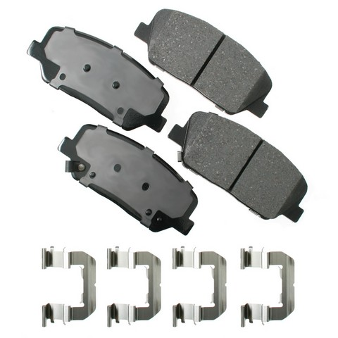 ProACT ACT1413 Disc Brake Pad Set