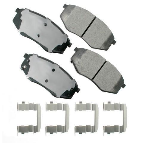 ProACT ACT1447 Disc Brake Pad Set
