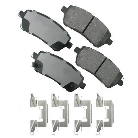 ProACT ACT1454 Disc Brake Pad Set