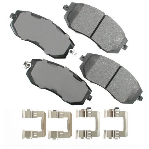 ProACT ACT1539 Disc Brake Pad Set
