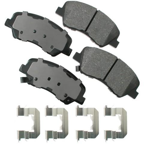 ProACT ACT1593 Disc Brake Pad Set