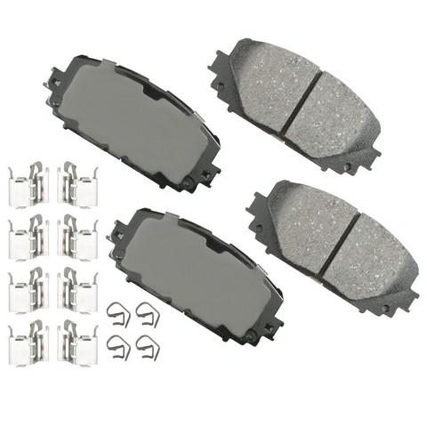 ProACT ACT1628 Disc Brake Pad Set
