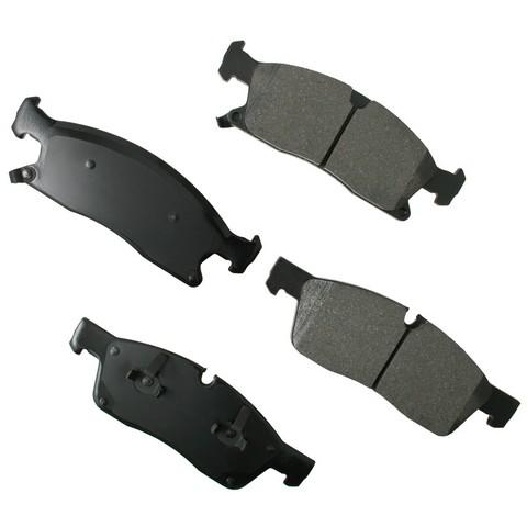 ProACT ACT1629A Disc Brake Pad Set