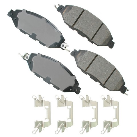 ProACT ACT1649 Disc Brake Pad Set
