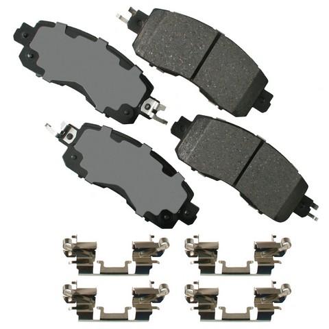 ProACT ACT1650 Disc Brake Pad Set