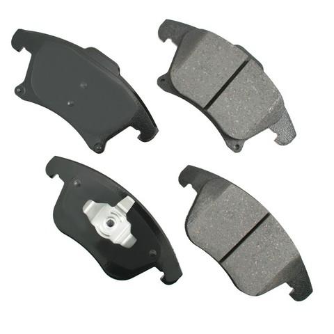 ProACT ACT1653 Disc Brake Pad Set