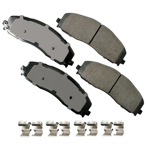 ProACT ACT1680 Disc Brake Pad Set