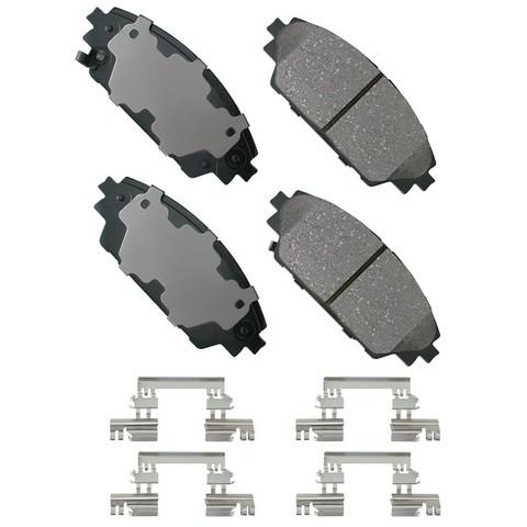 ProACT ACT1728 Disc Brake Pad Set