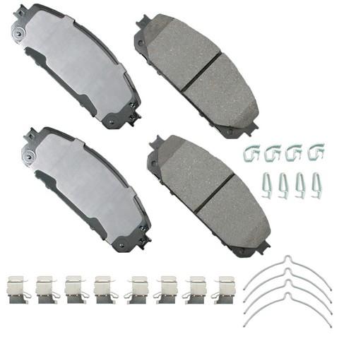 ProACT ACT1843 Disc Brake Pad Set