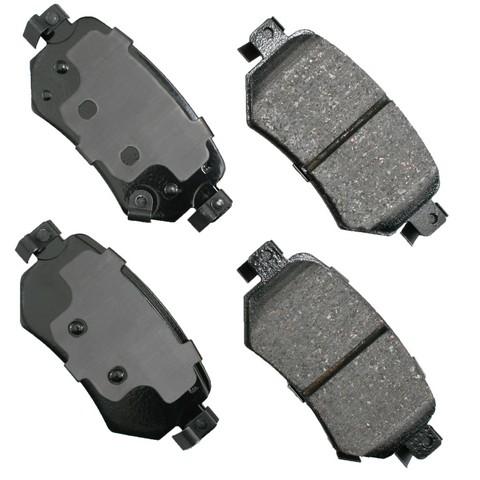 ProACT ACT1874 Disc Brake Pad Set