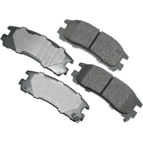 ProACT ACT383 Disc Brake Pad Set
