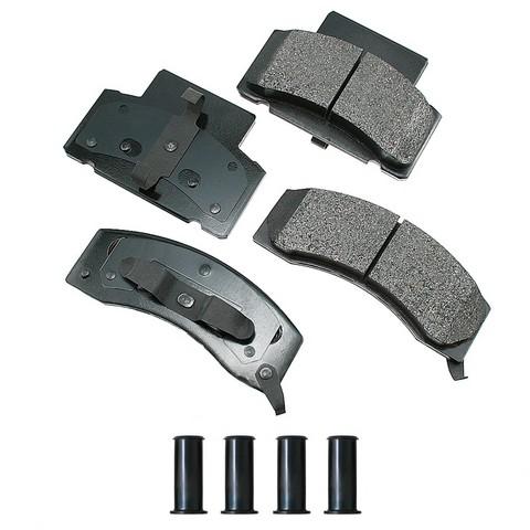 ProACT ACT459 Disc Brake Pad Set