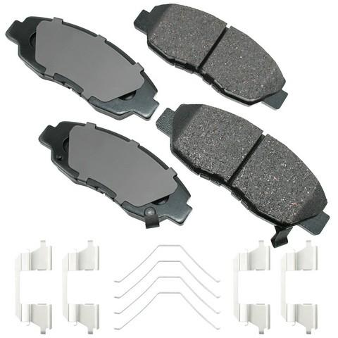 ProACT ACT465B Disc Brake Pad Set