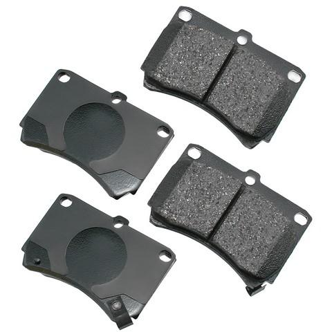 ProACT ACT466 Disc Brake Pad Set