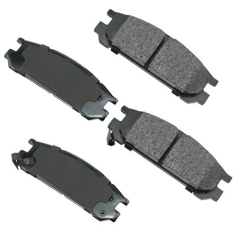 ProACT ACT471 Disc Brake Pad Set