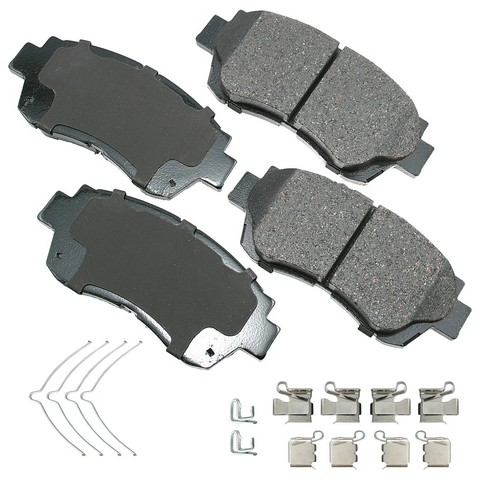 ProACT ACT476A Disc Brake Pad Set