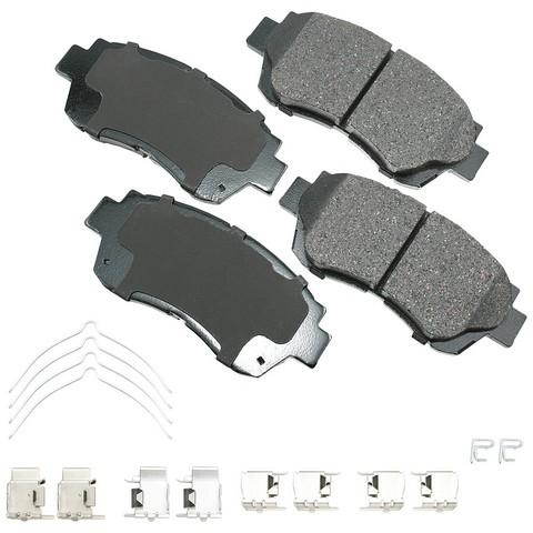 ProACT ACT476B Disc Brake Pad Set
