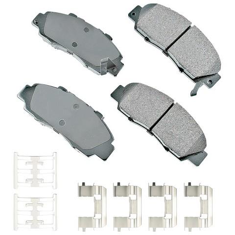 ProACT ACT503B Disc Brake Pad Set