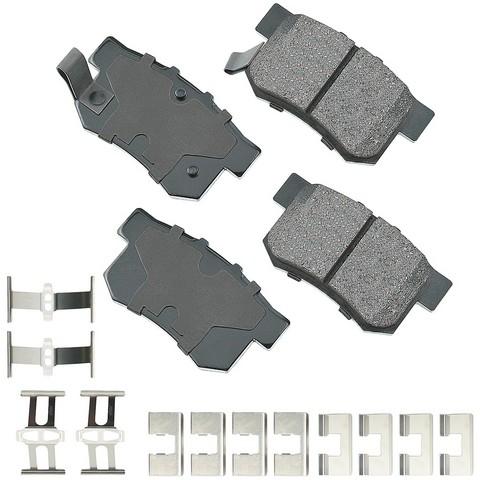 ProACT ACT537A Disc Brake Pad Set