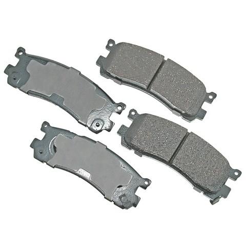 ProACT ACT553 Disc Brake Pad Set