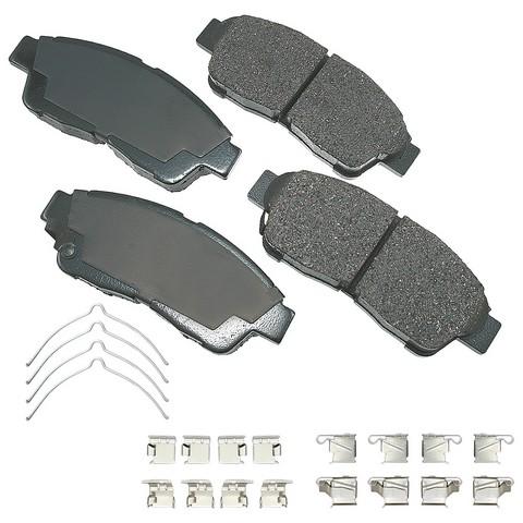 ProACT ACT562A Disc Brake Pad Set