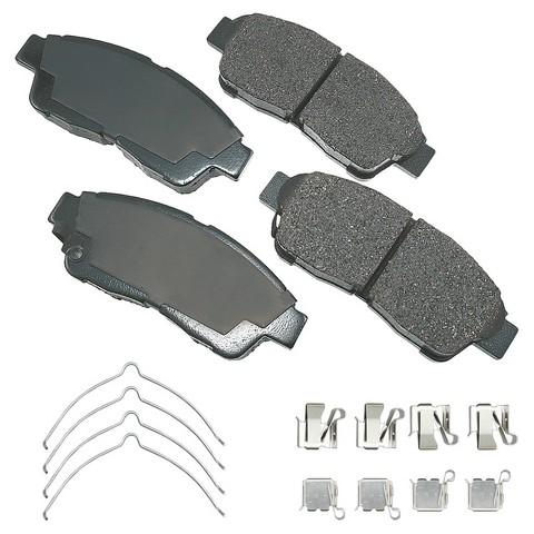 ProACT ACT562B Disc Brake Pad Set
