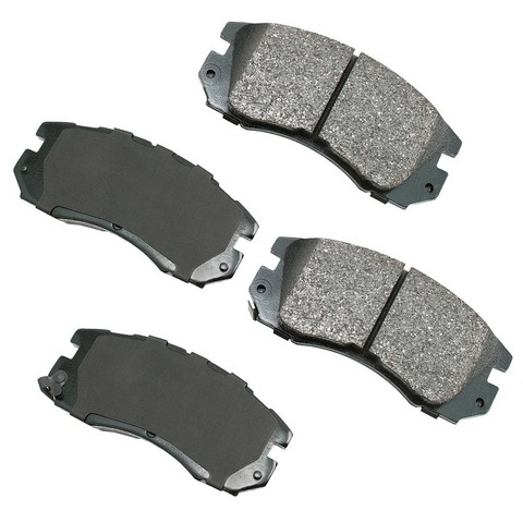ProACT ACT563 Disc Brake Pad Set