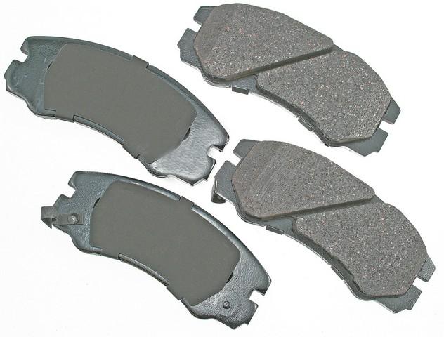 ProACT ACT579 Disc Brake Pad Set