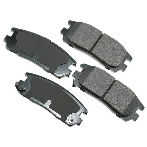 ProACT ACT580 Disc Brake Pad Set
