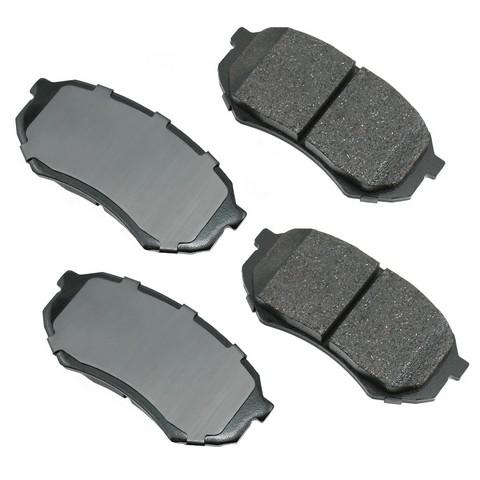 ProACT ACT589 Disc Brake Pad Set