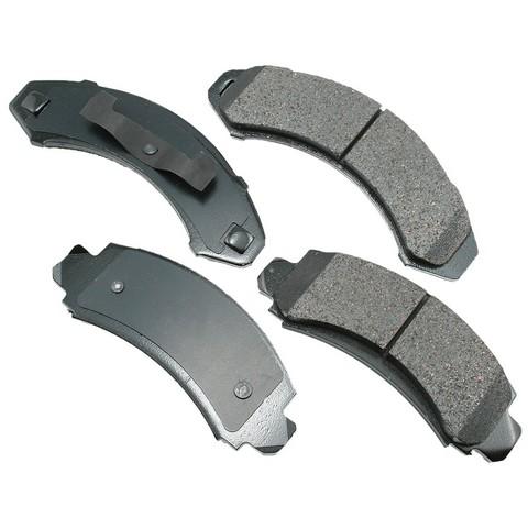 ProACT ACT607 Disc Brake Pad Set