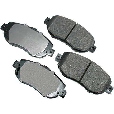ProACT ACT619 Disc Brake Pad Set