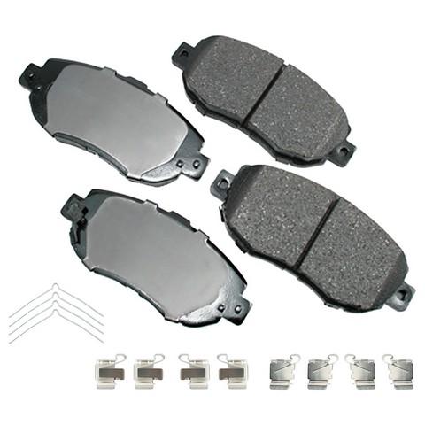 ProACT ACT619A Disc Brake Pad Set
