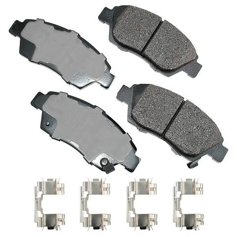 ProACT ACT621A Disc Brake Pad Set