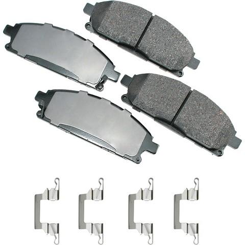 ProACT ACT691A Disc Brake Pad Set