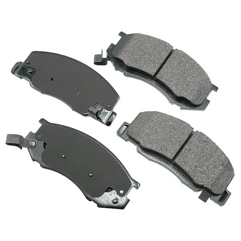 ProACT ACT716 Disc Brake Pad Set